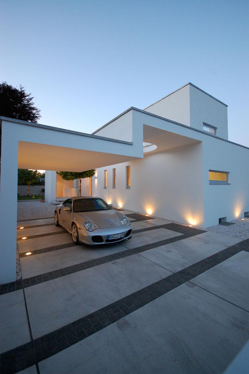 b nck architektur bonn